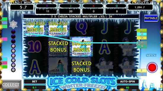 Frozen winter casino slot free android free app store for Fishing bob slot machine