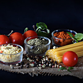 by Angela Codrina Andries Bocse - Food & Drink Ingredients