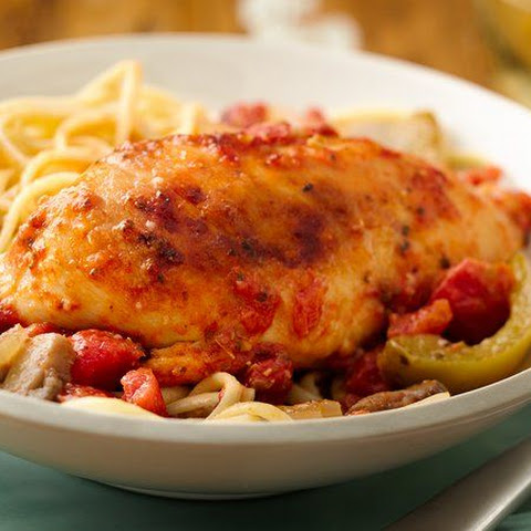 10 Best Slow Cooker Chicken Cacciatore Recipes | Yummly