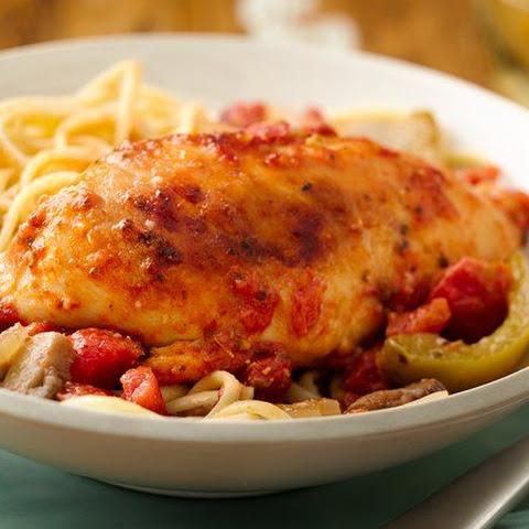 Slow Cooker Chicken Cacciatore Recipes