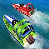 Speed Boat Racing : Racing Games icon