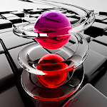 3D Backgrounds & Wallpapers Icon