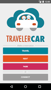 TravelerCar - screenshot