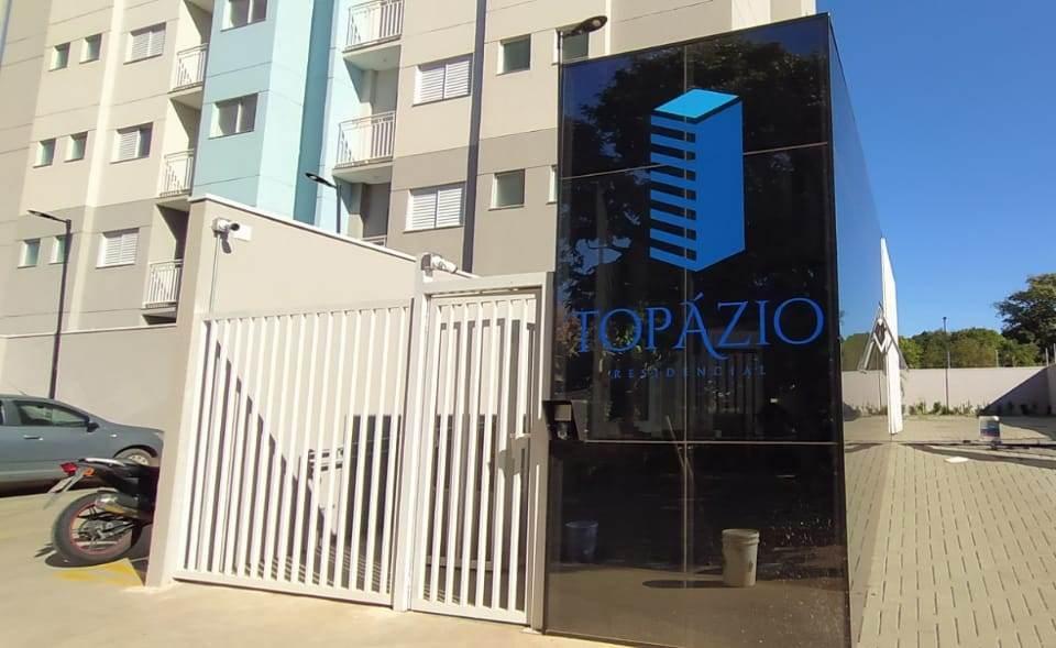Apartamento com 2 dormitórios, 56 m² - venda por R$ 215.000,00 ou aluguel por R$ 850,00/mês - Loteamento Adventista Campineiro - Hortolândia/SP