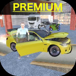 Pro Extreme Car Driver Premium