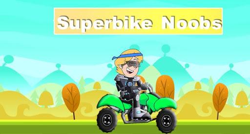 Super bike noobs - screenshot