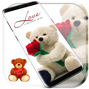 Teddy Bear Free Live Wallpaper for PC-Windows 7,8,10 and Mac
