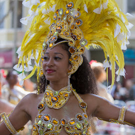 Beautiful Dancer by Janet Marsh - People Musicians & Entertainers ( carnaval, san francisco,  )