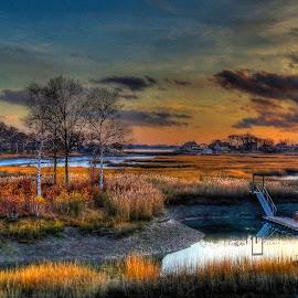 by John Larson - Landscapes Prairies, Meadows & Fields
