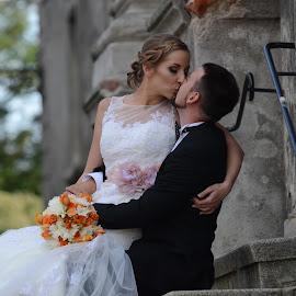 by Sasa Rajic Wedding Photography - Wedding Bride & Groom ( wedding photography, weddings, wedding, wedding photographer )