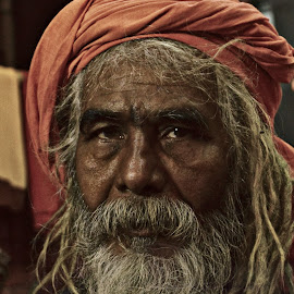 vision by Arnab Bhattacharyya - People Portraits of Men