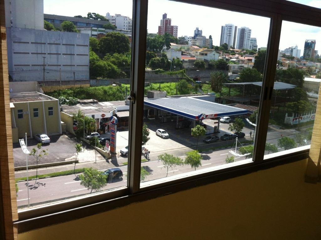 Apartamento residencial ou comercial com 3 dormitórios para alugar, 120 m² - Av. Nove de Julho - Anhangabaú - Jundiaí/SP