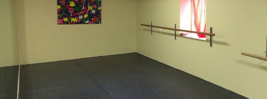 Marley floors at Elko Arts Academy - Dance Classes