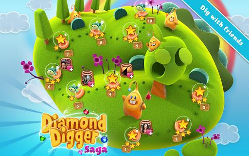 Diamond Digger Saga screenshot 13