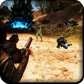Download Android Game Army Sniper Shooter IGI war for Samsung
