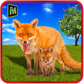 Life Of A Wild Angry FOX APK Icon