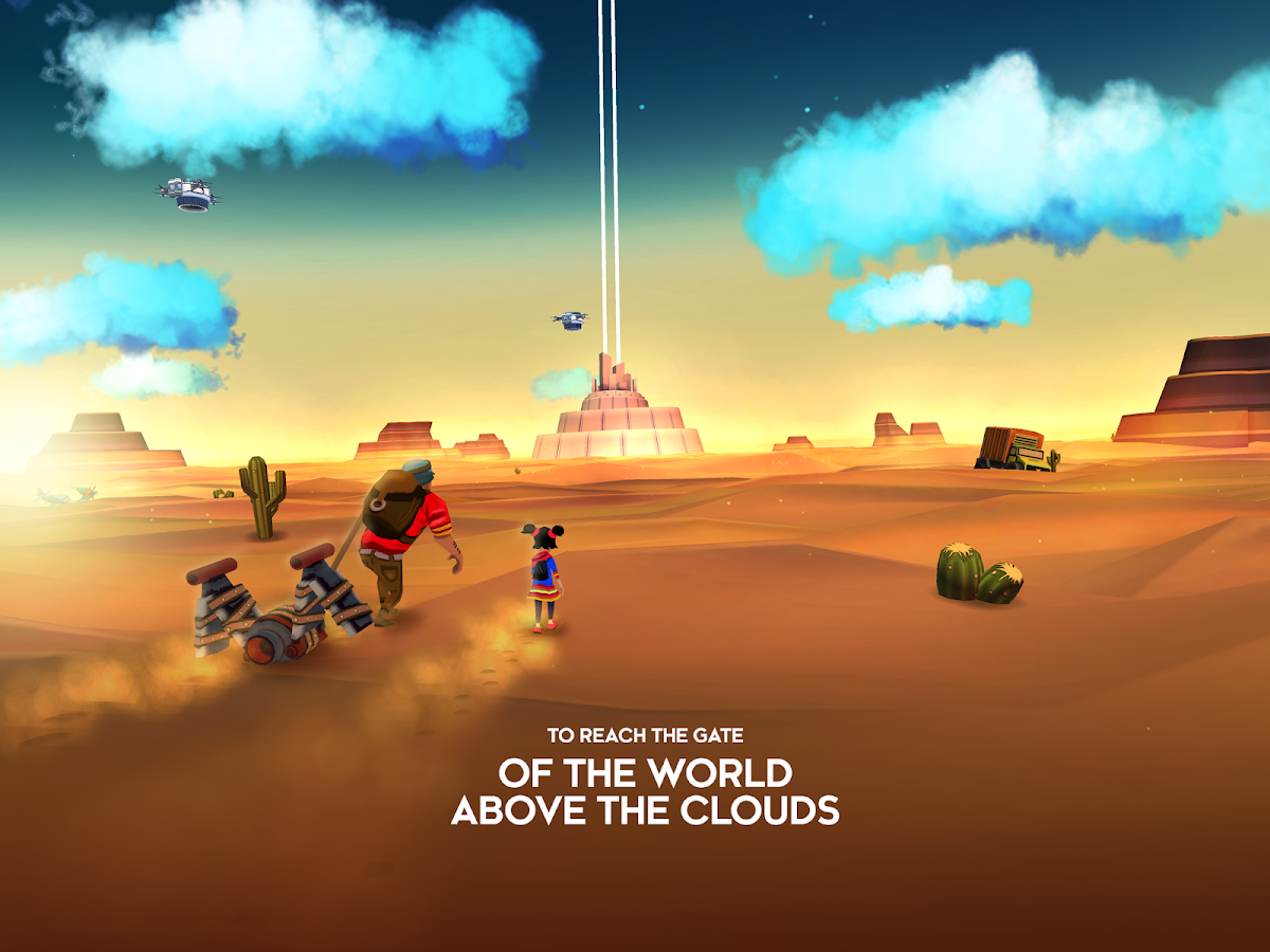 Cloud Chasers Screenshot 14