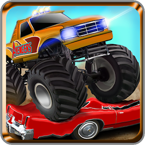 monster truck game for PC-Windows 7,8,10 and Mac