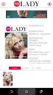meLADY Magazyn - screenshot