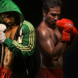 Before by Indrawan Ekomurtomo - Sports & Fitness Boxing