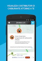 Screenshot of Infoblu Traffic