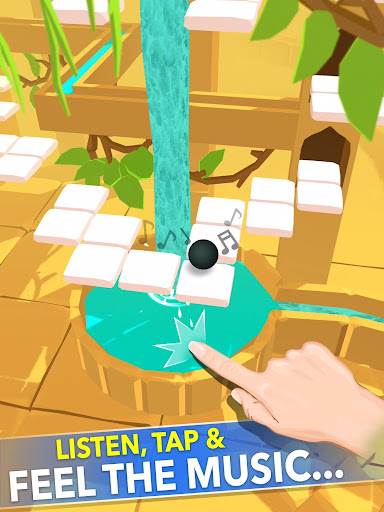 Dancing Ball Saga screenshot 12
