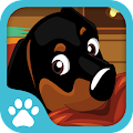 App My Sweet Dog - Free Game apk for kindle fire