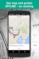 Screenshot of Guidepal Offline City Guides
