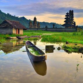 by Agus Devayana - Landscapes Mountains & Hills