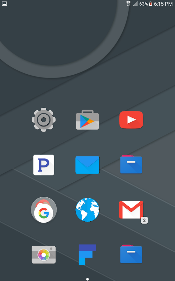 FAUX Icon Pack Screenshot 7