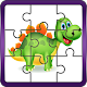 Cute Dinosaur Puzzle Game