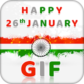 26 January GIF 2018 APK icon