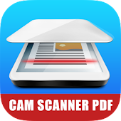 Convert JPG to PDF & Scanner Icon