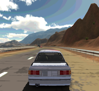 HD Traffic Car Driving Sim 3D - screenshot