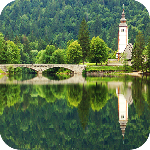 Android aplikacija Lake Bohinj Live Wallpaper na Android Srbija