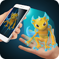 Game Hologram Monster Elements Joke APK for Windows Phone