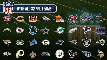 Screenshot of NFL Pro 2014