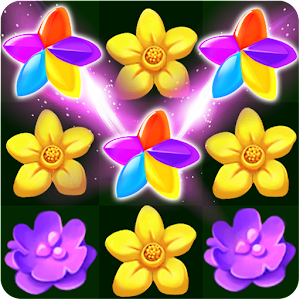 Garden Blossom Crush For PC / Windows 7/8/10 / Mac – Free Download