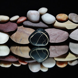 Stones!! by Peter Salmon - Artistic Objects Other Objects