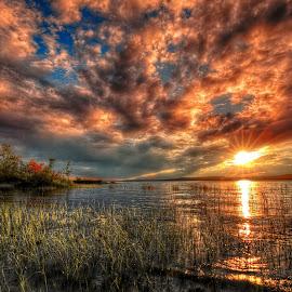 by Otto Mercik - Landscapes Sunsets & Sunrises