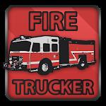 Fire Trucker Icon