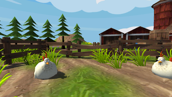 Chicken Paradox VR - screenshot
