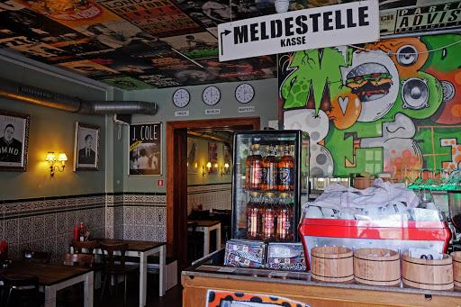 Restaurants and Cafes in Friedrichshain