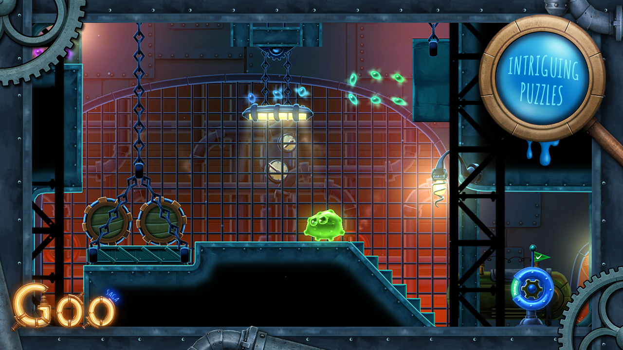 Goo Saga Screenshot 1