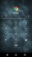 Screenshot of Application-Locker Free