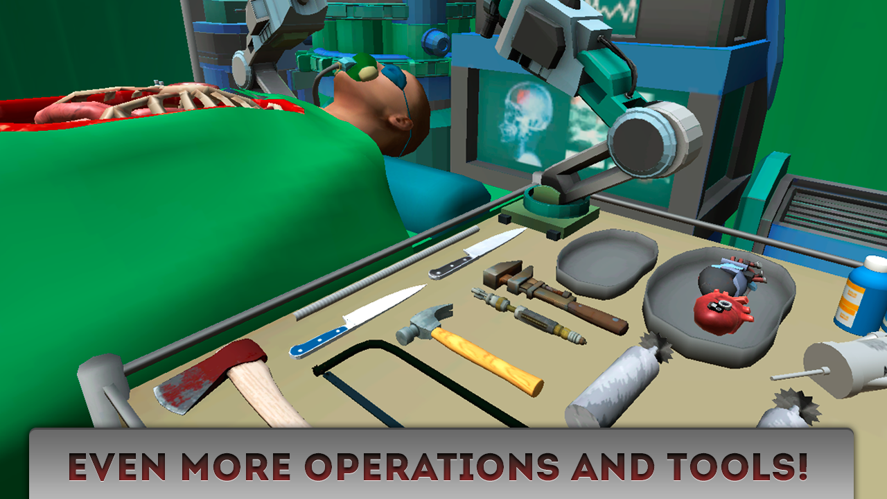 Surgery Simulator 2 Full Screenshot 1