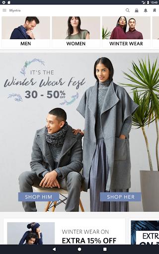 Myntra Online Shopping App screenshot 10