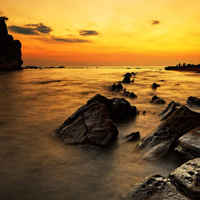 somewhere by Taufiqurakhman Ab - Landscapes Waterscapes