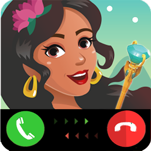 Call Elena From Avalor simule For PC