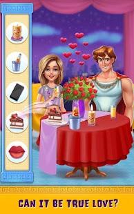 Hercules Falls in Love - Gods & Girls School Crush